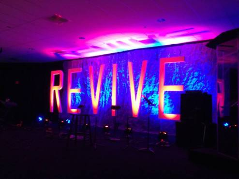 REVIVE Sign
